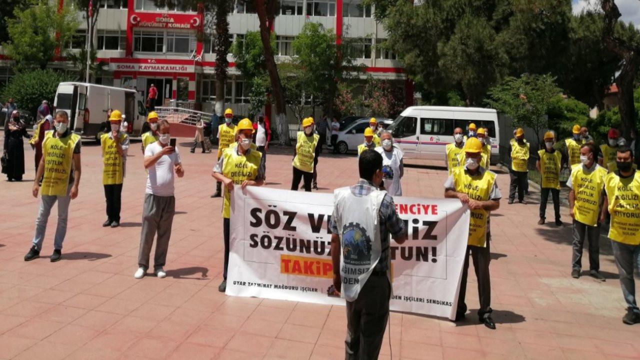 Somalı madenciler 21 Haziran'da Ankara'ya yürüyor