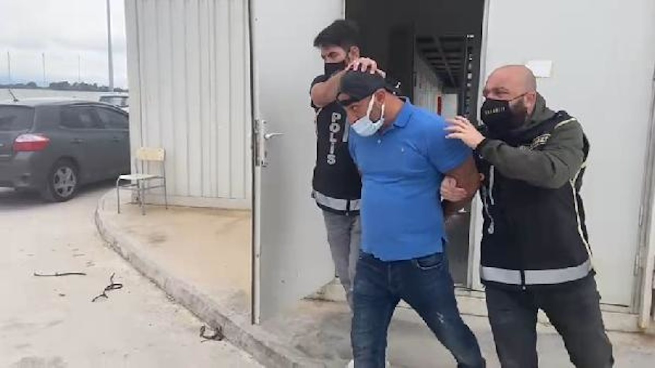 Peker'e yardım ettiği öne sürülen Boban Tomovski gözaltına alındı