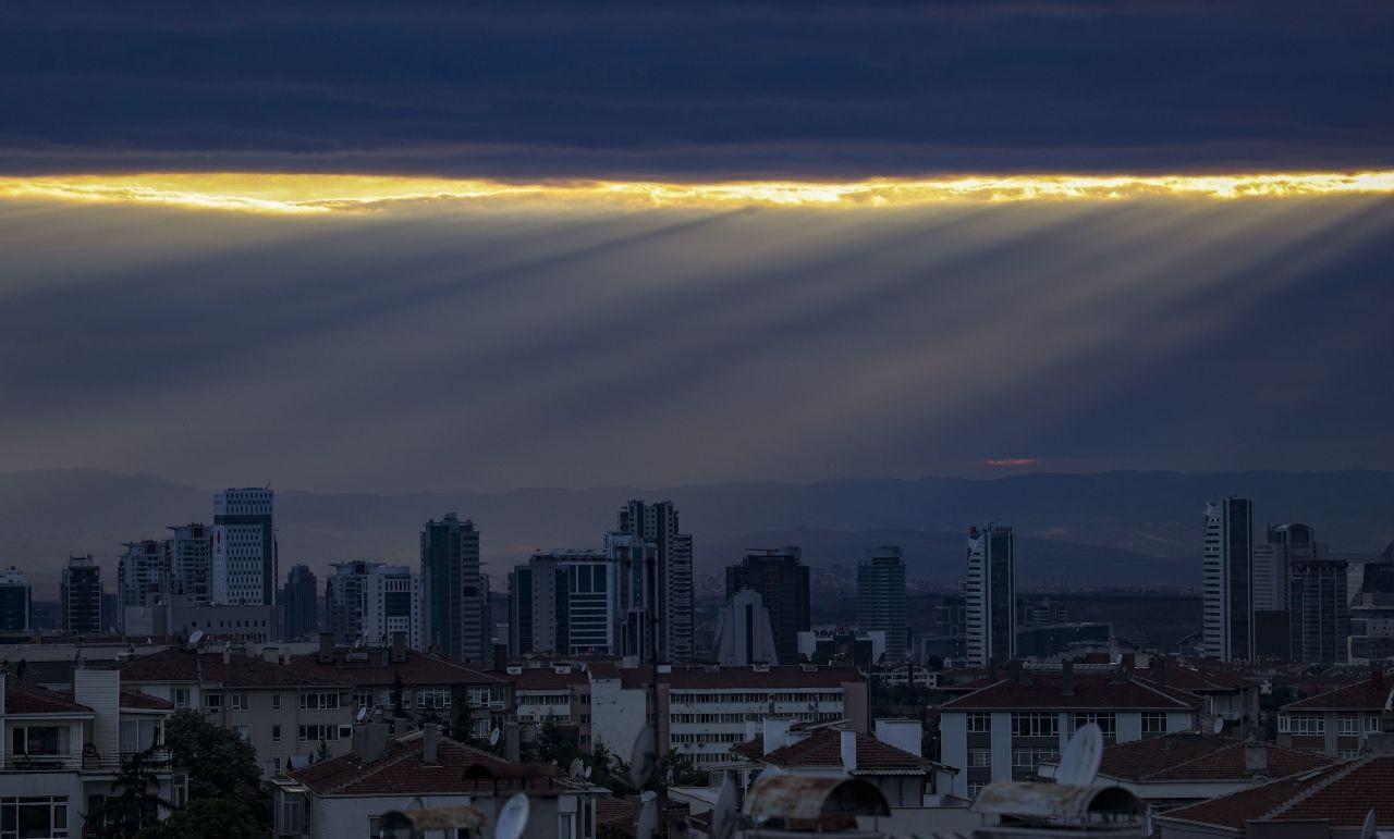 Ankara'da gün batımı manzarası - Sayfa 3