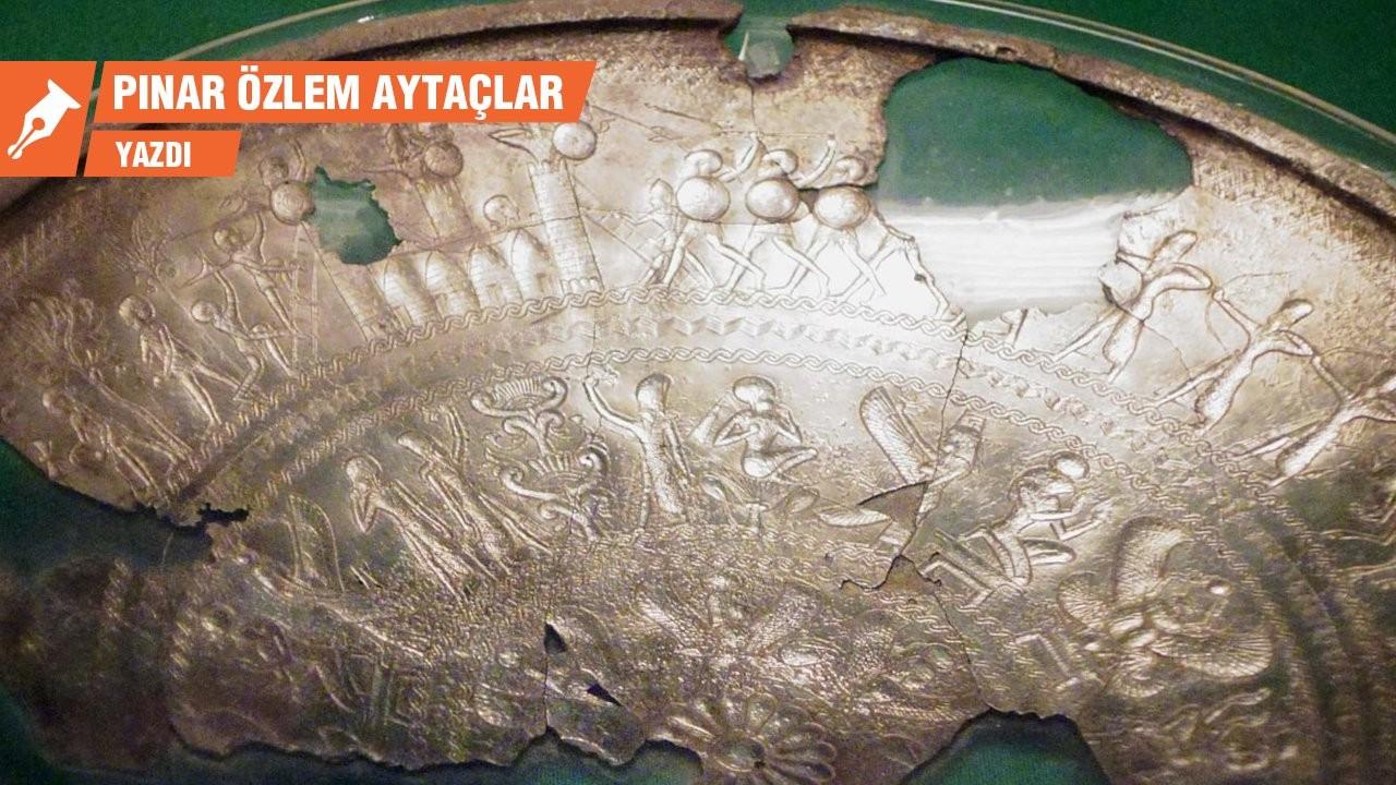 Dicle kıyısında ölen paralı askerin mezar şiiri
