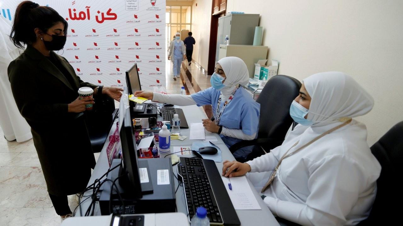 Bahreyn'de Sinopharm aşısı olanlara bir doz da Pfizer/BioNTech aşısı yapılacak