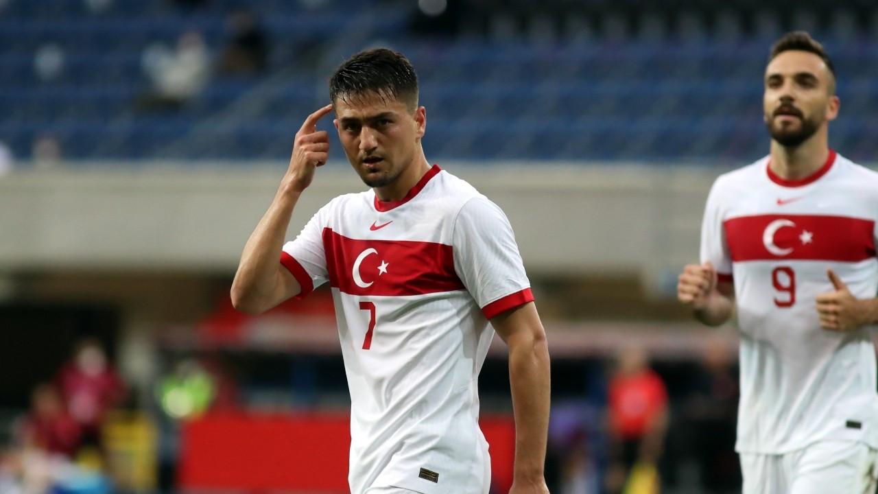 Türkiye son hazırlık maçında Moldova'yı mağlup etti