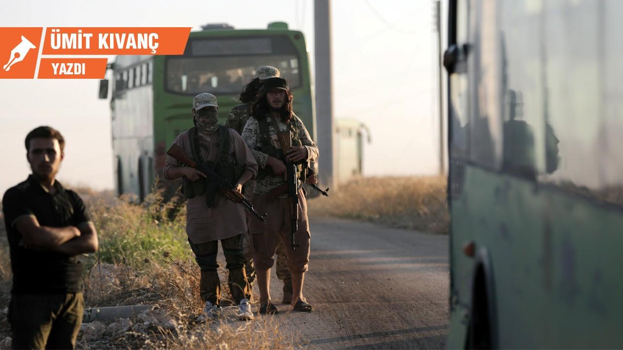 Nusra bölüm 3: Önce de sonra da resmen 'terör örgütü'