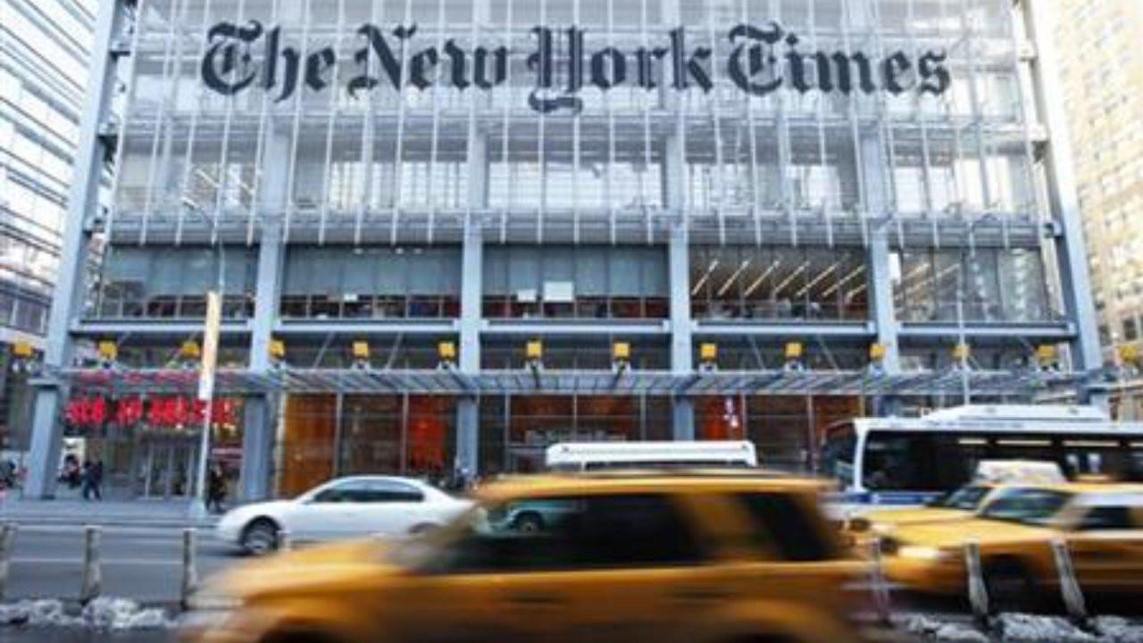 Trump yönetimi, NYT muhabirlerinin telefon kayıtlarını incelemiş