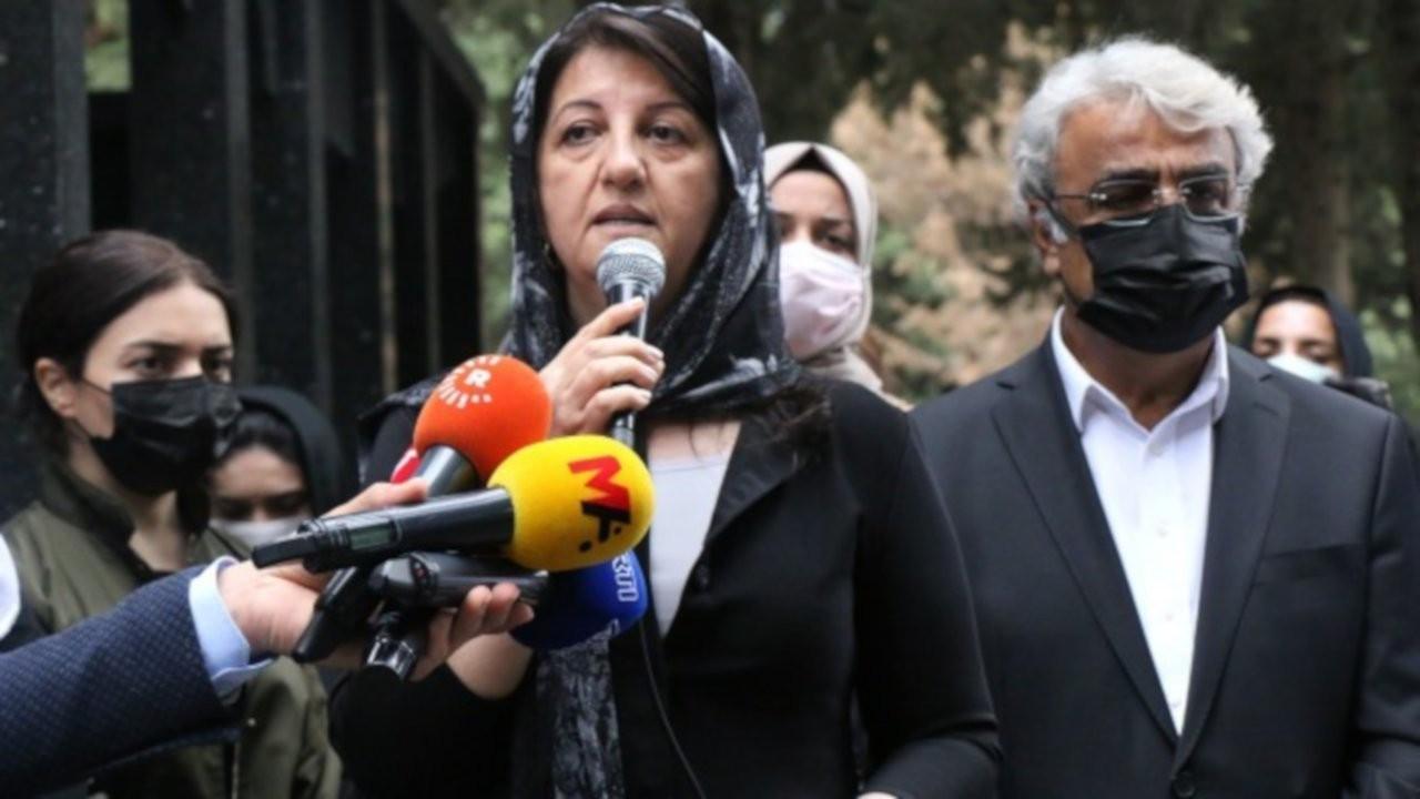 Pervin Buldan: Savaş, Adnan ve Hacı devletin onayıyla katledildi