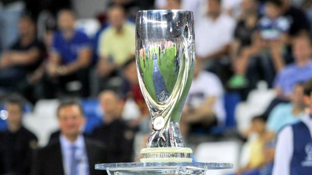 IFA: Süper Kupa maçı İstanbul'a alınmayacak, Kuzey İrlanda'da oynanacak