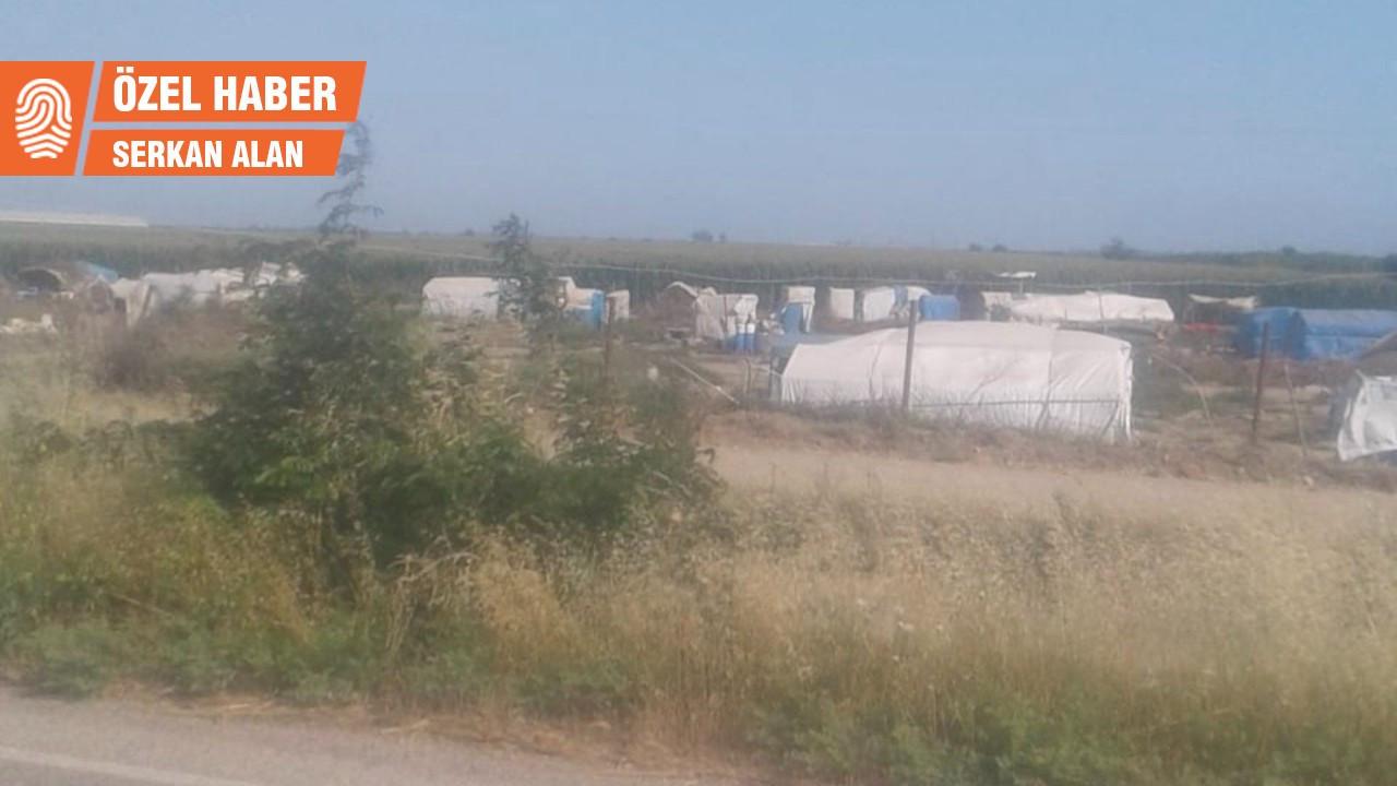 Suriyeli tarım işçisi ailenin 5 yaşındaki kızı kanala düşerek öldü