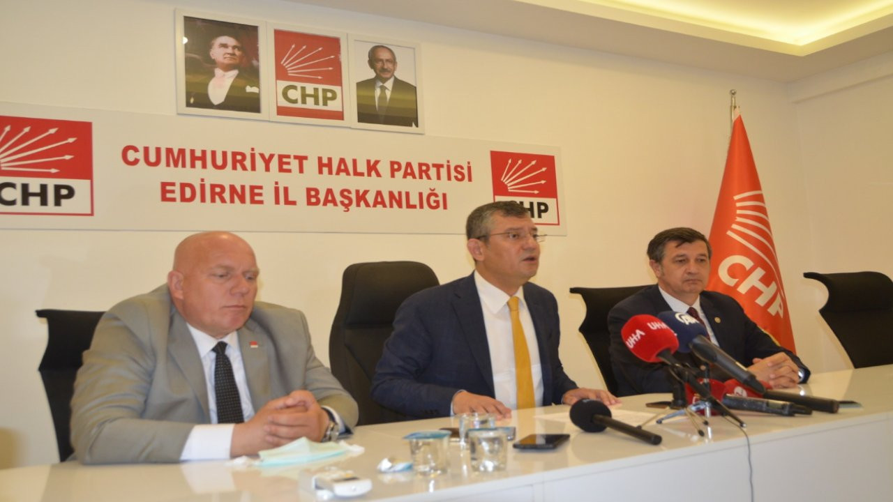 CHP, Saros Körfezi için mecliste komisyon kurulmasını önerecek