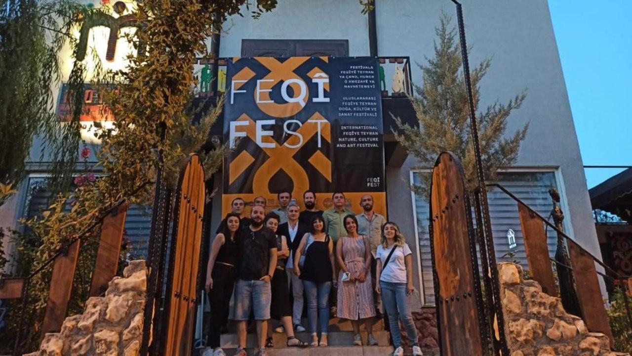 Uluslararası Feqîyê Teyran Festivali 2022 yılında yapılacak