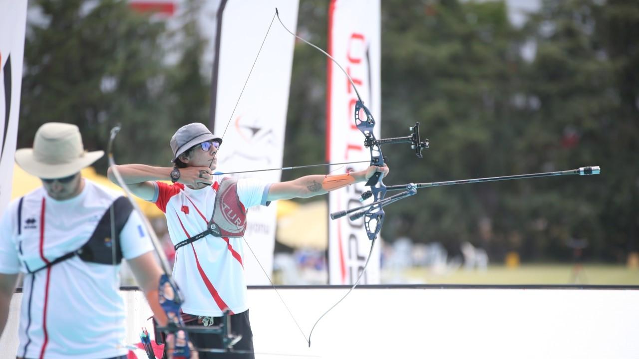Okçu Mete Gazoz, Avrupa şampiyonu oldu
