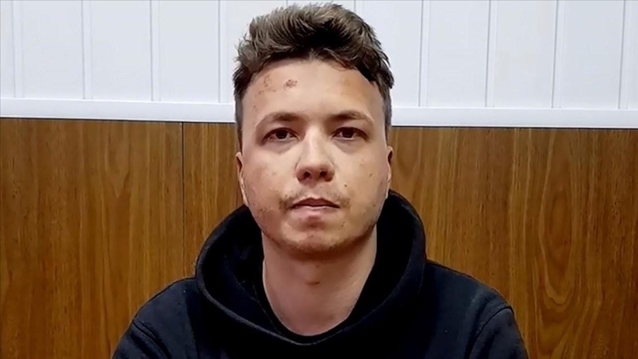 'Belaruslu muhalif gazeteci itirafa zorlandı'