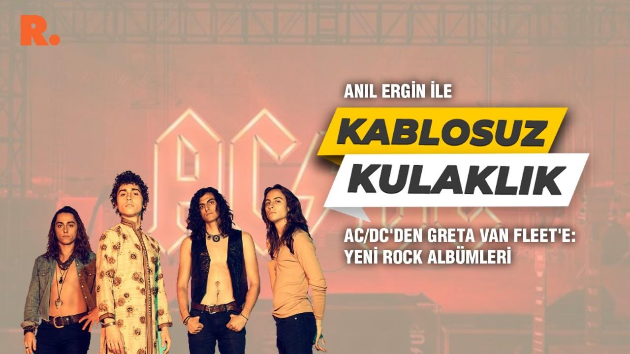 AC/DC'den Greta Van Fleet'e: Yeni rock albümleri