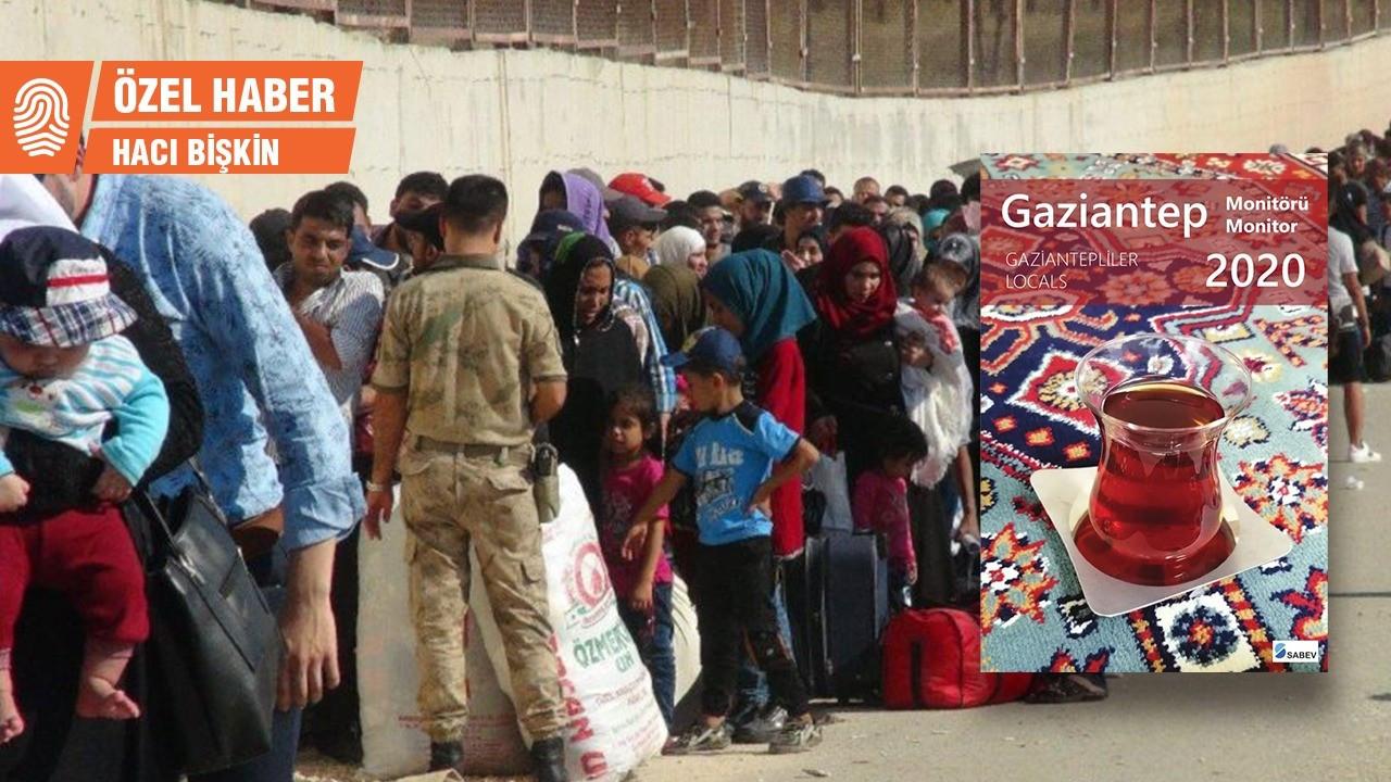 Akademisyenler araştırdı: Suriyeliler ve Gaziantep