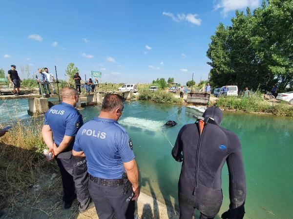 Adana'da ticari araç sulama kanalına devrildi, 2 kişi öldü - Sayfa 2