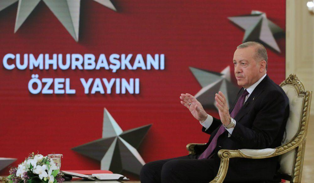 Duvar Arkası: Erdoğan'ın '128' vurgusu bilinçli mi, bilinçaltı mı? - Sayfa 1