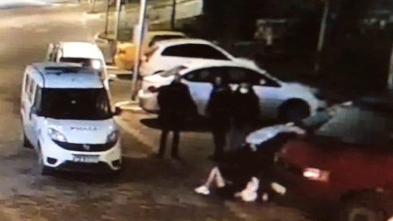 Kadına şiddette Emniyet savunması: Polislere çantasıyla saldırdı