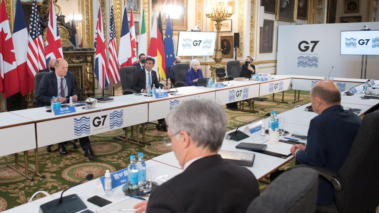 G7 ülkelerinden çok uluslu şirketler için 'tarihi' vergi anlaşması