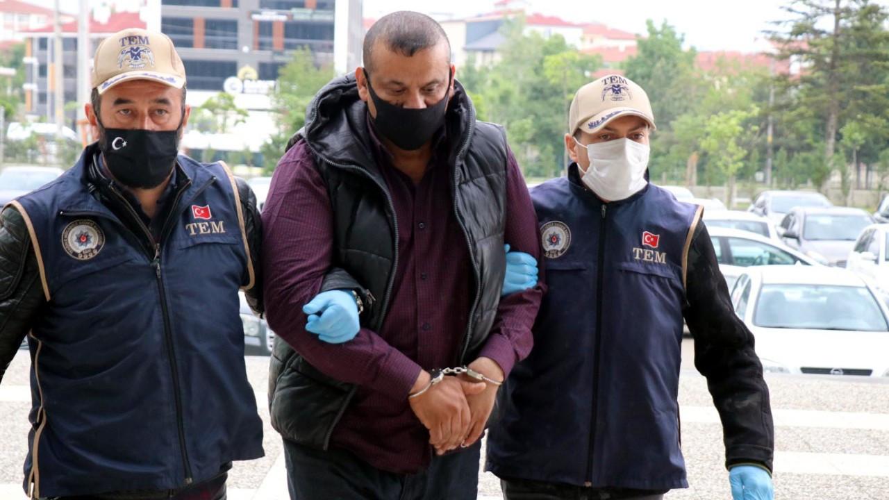 Interpol'ün aradığı IŞİD'liye 2 ay ev hapsi cezası