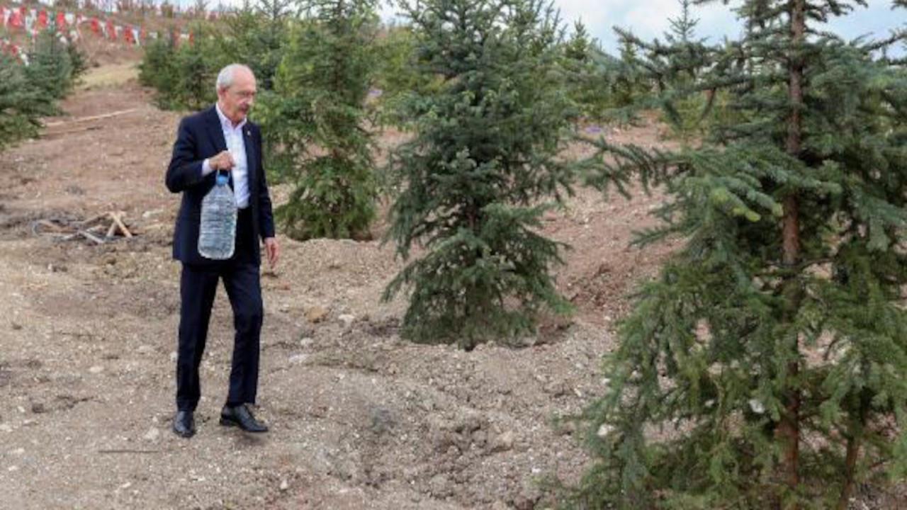 Kılıçdaroğlu: Çevre Gününüz kutlu olsun gençler