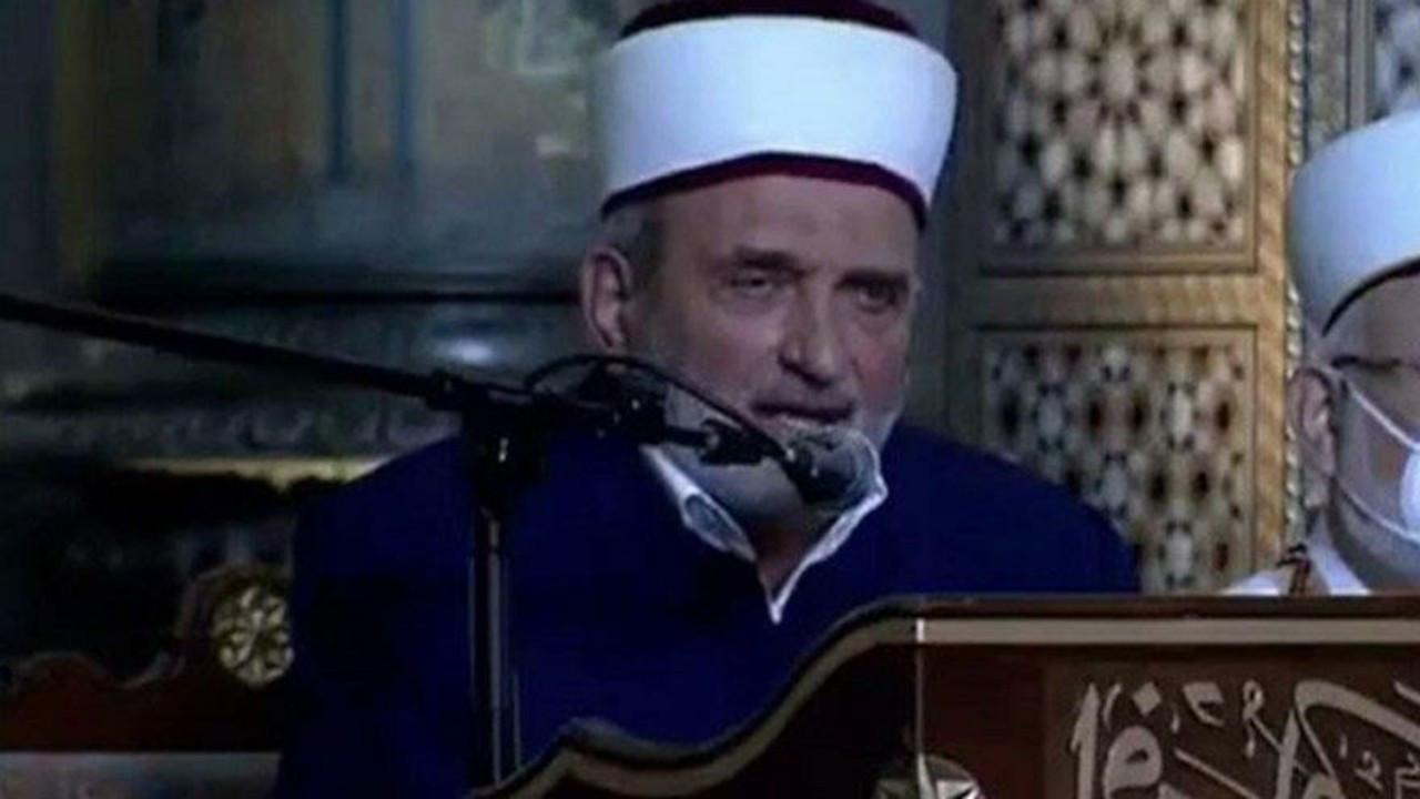Diyanet görevlisinden tepki: Atatürk simgemizdir