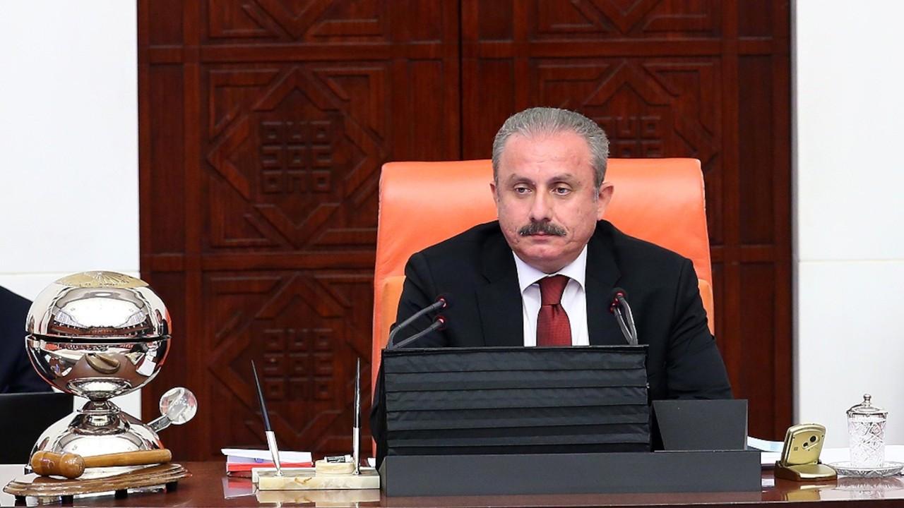 TBMM Başkanı Şentop, Soylu'ya 10 bin dolar alan siyasetçiyi sordu