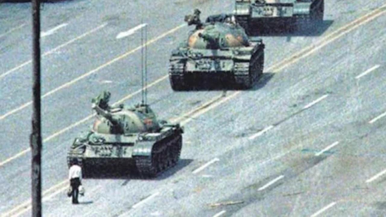 Microsoft'tan Tiananmen'ın 32'nci yıl dönümünde 'tank adam' engeli