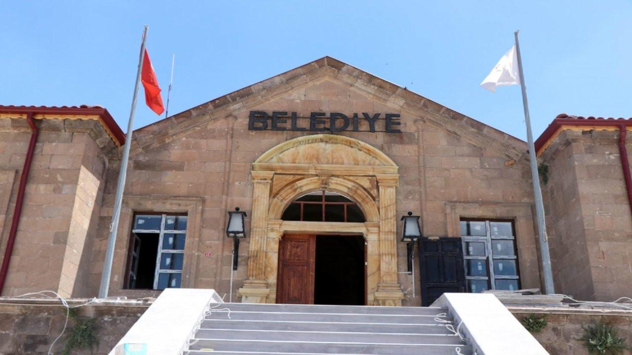 Ürgüp Belediyesi'nde yolsuzluk iddiası: 26 ihaleyi aynı firma kazandı