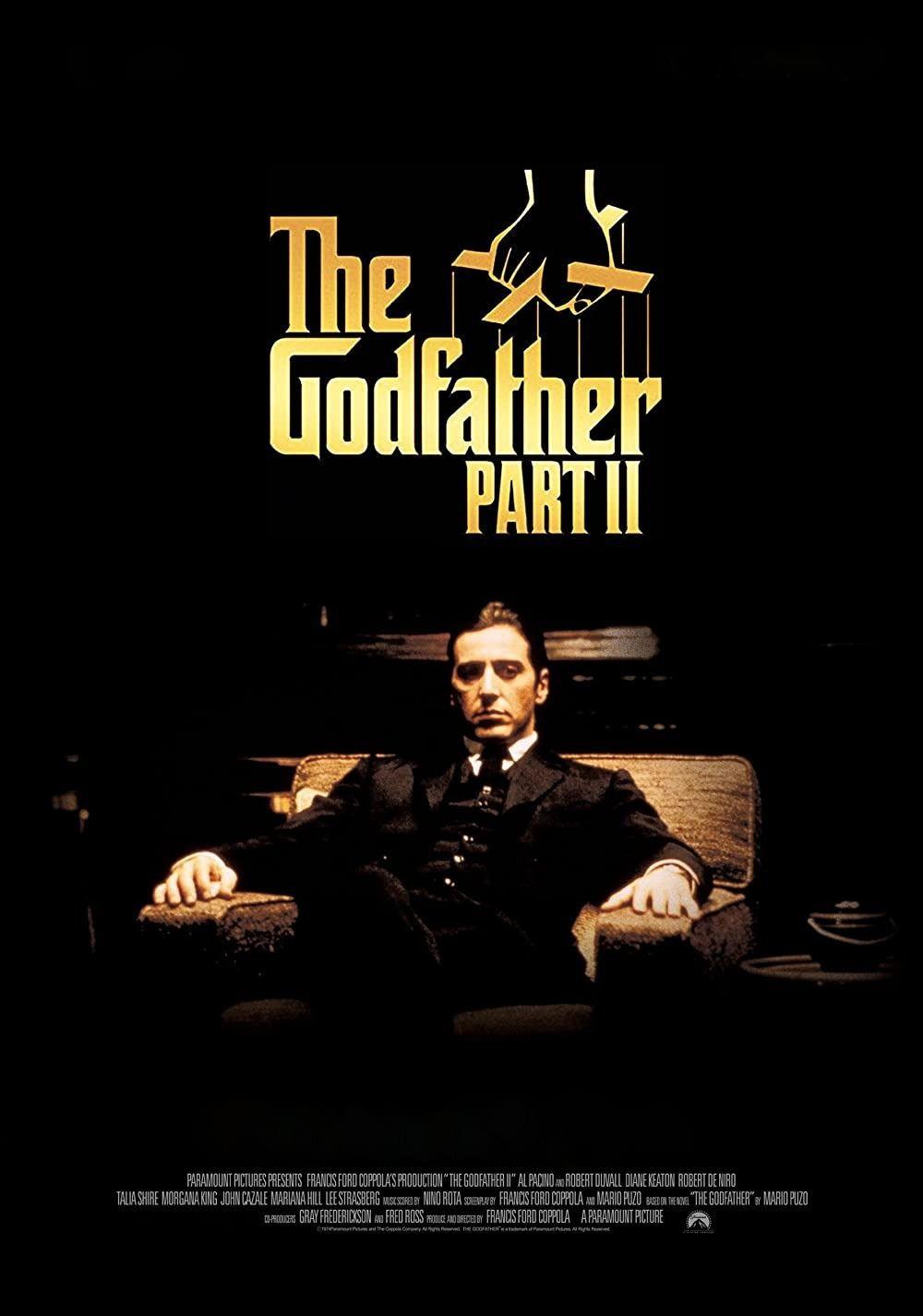 IMDb'de en yüksek puanlı mafya filmleri - Sayfa 2