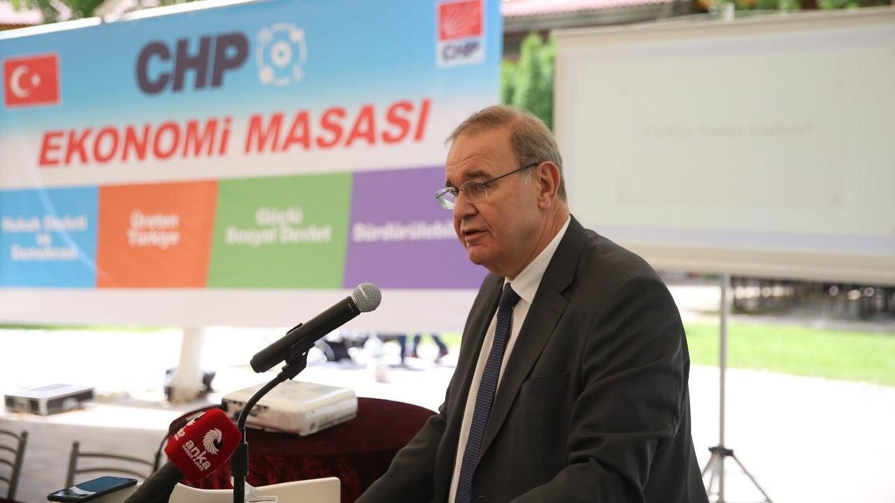 CHP Ekonomi ve Esnaf Masası doğu turuna çıkıyor