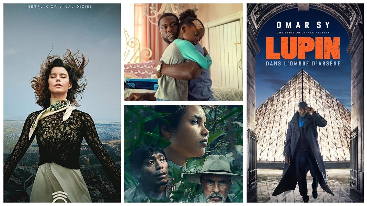 Netflix Türkiye'de bu ay: Lupin, Atiye, Élite, Fatherhood
