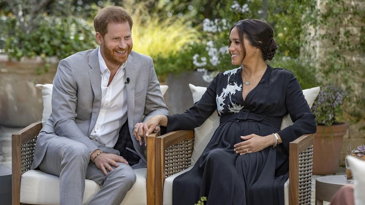 Prens Harry ve Meghan Markle'ın ikinci çocukları doğdu