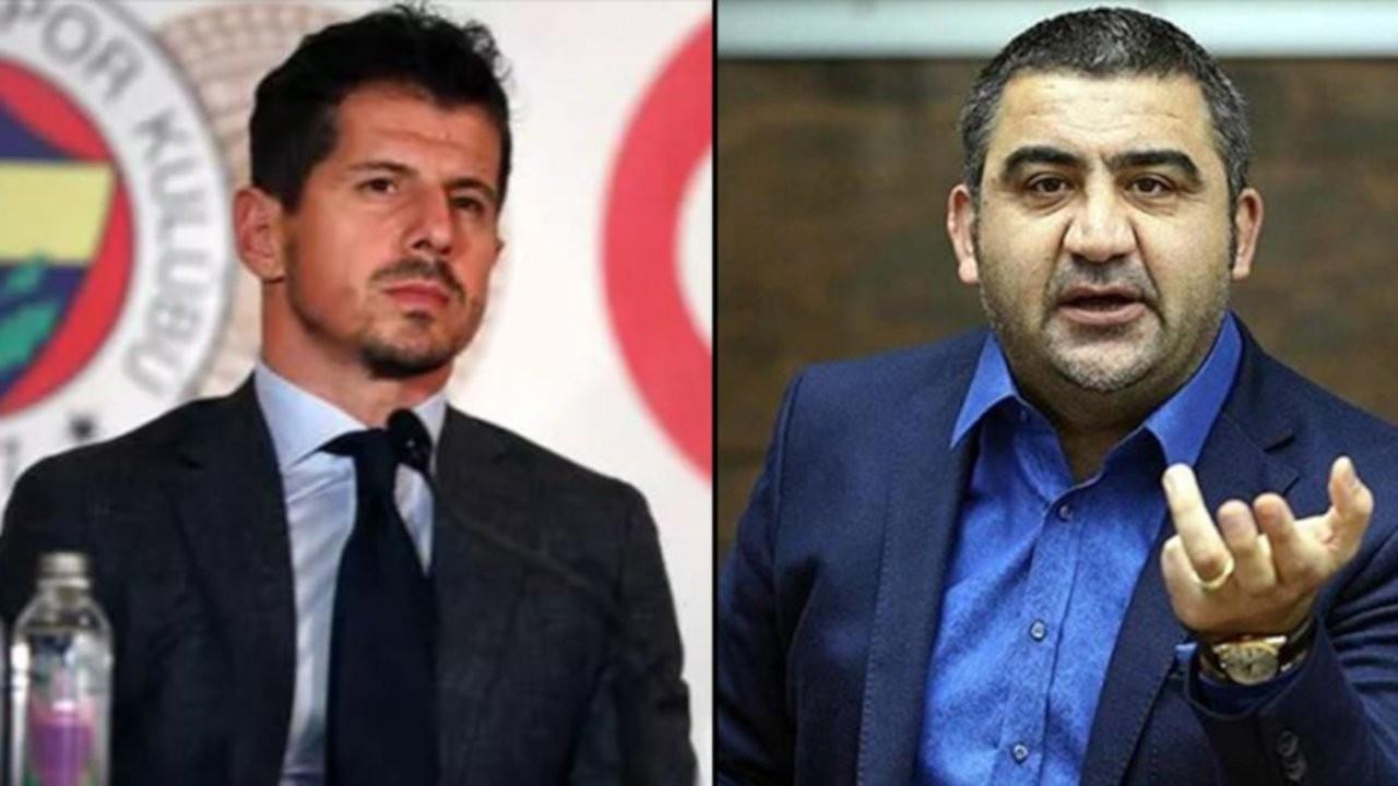 Emre Belözoğlu, 'FETÖ' suçlamasıyla ilgili Ümit Özat'a dava açtı