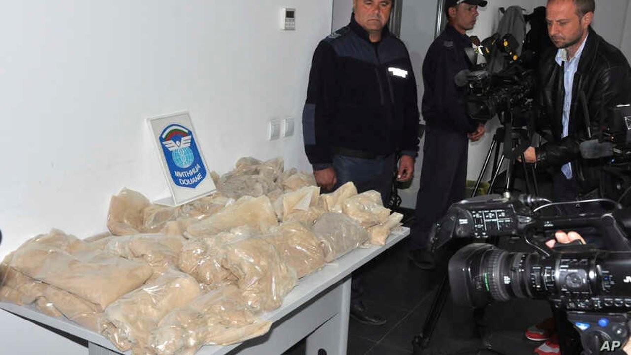 Bulgaristan'da 400 kilodan fazla eroin bulundu, iki Türkiye vatandaşı gözaltında