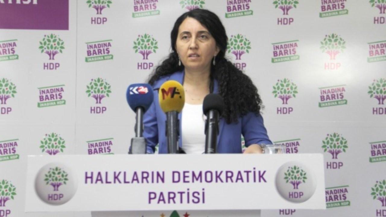 HDP'den Akşener'e yanıt: Sizin aklınıza ihtiyacımız yok