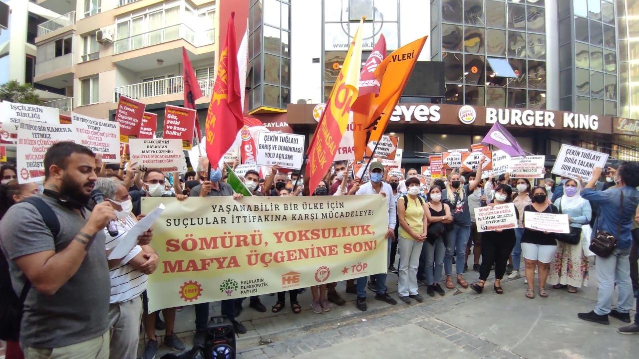 'Suçlular ittifakı ile mücadeleye çağırıyoruz'