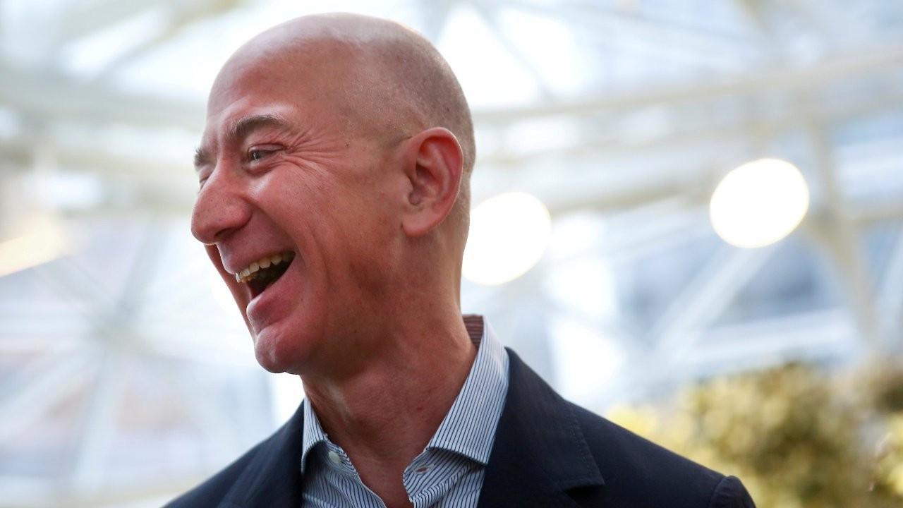 Jeff Bezos, temmuzda uzaya gideceğini açıkladı