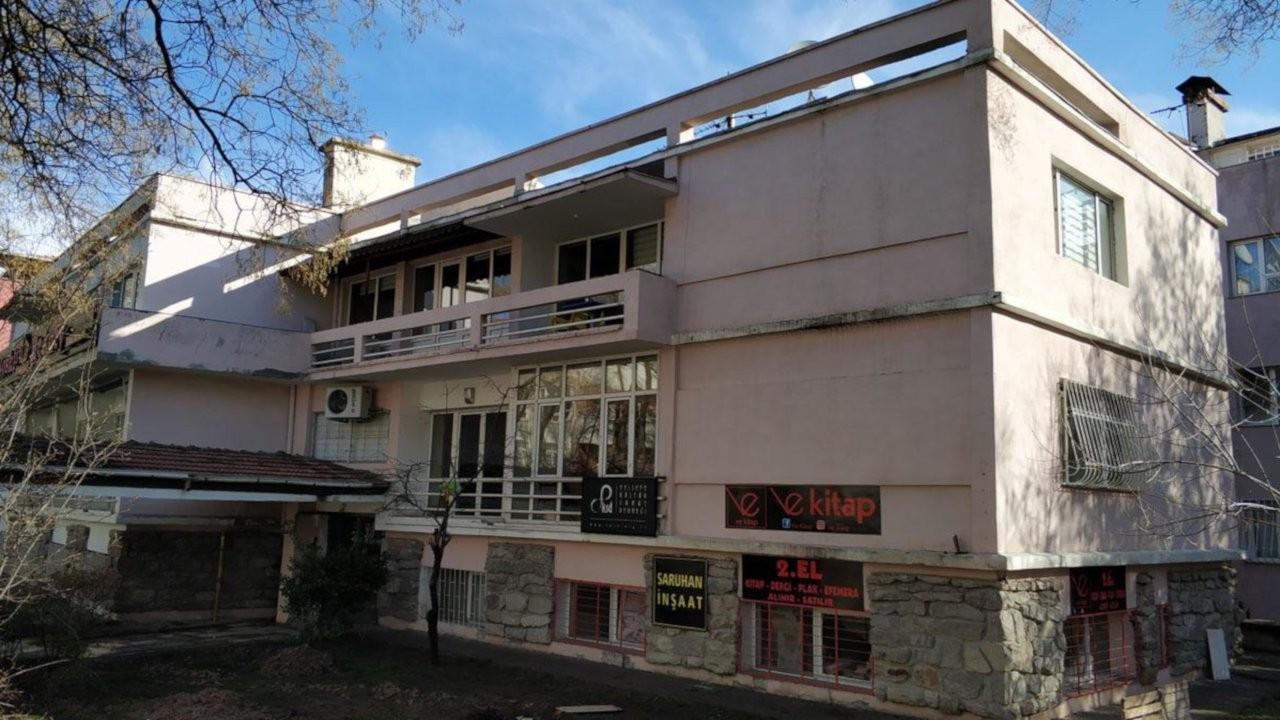 Muammer Aksoy Evi yıkım tehdidi altında, mimarlar kamulaştırma çağrısı yaptı