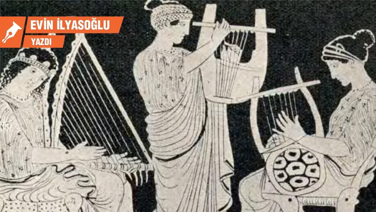 Zaman İçinde Müzik: Eski Yunan müziği