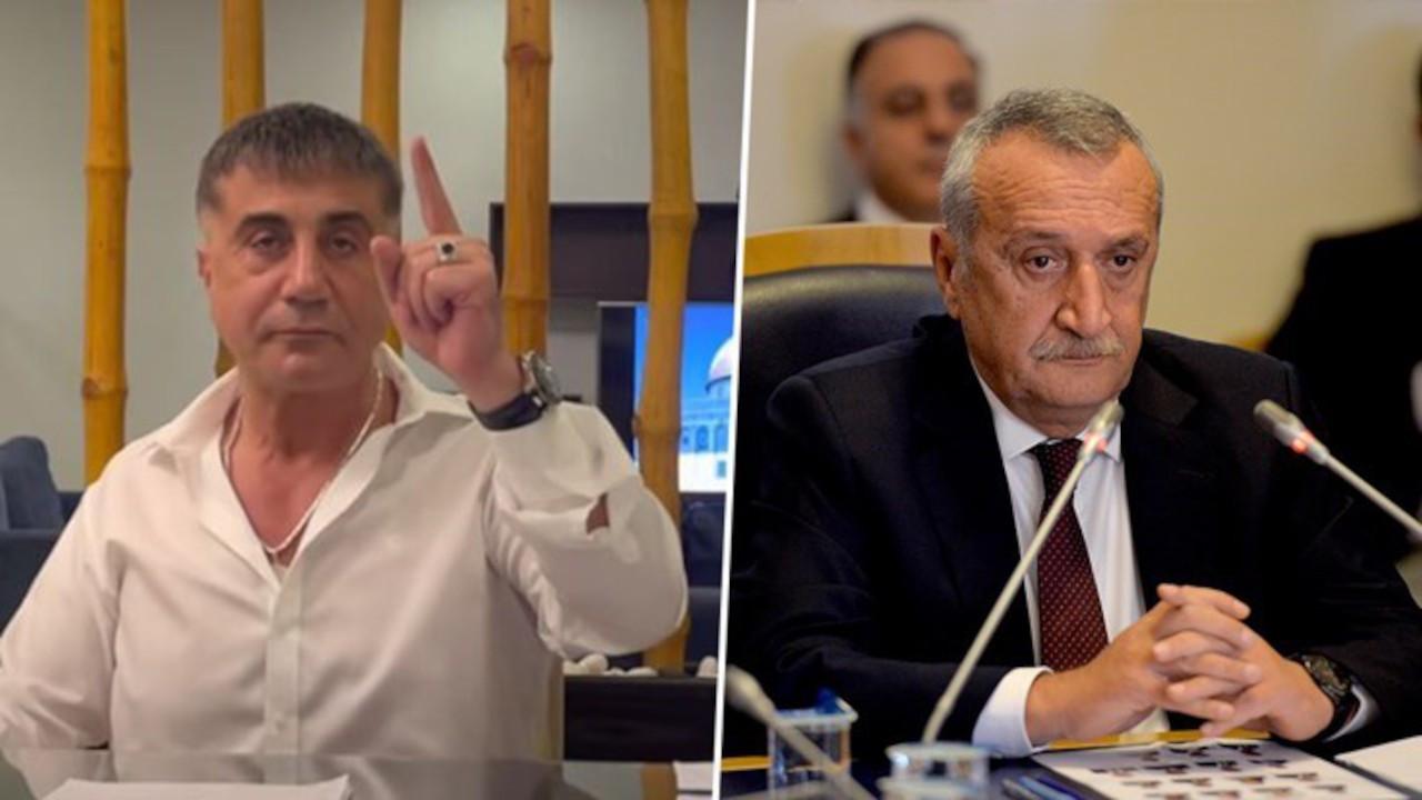 Sedat Peker'den Ağar'a yeni suçlama: Mazot kaçakçılığı yapıyor