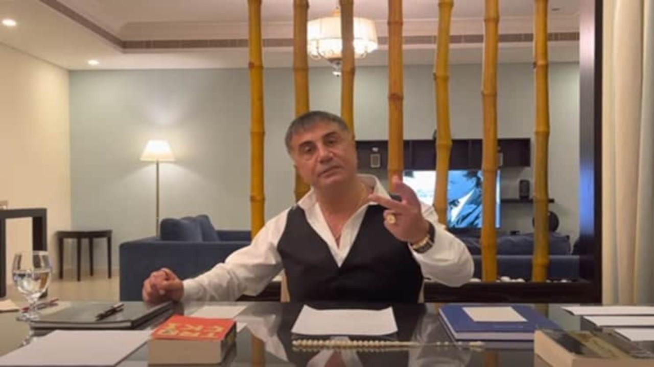 Gazeteci Çakır: Sedat Peker geçmişte yazdığım haberi kaldırtmak istedi... Sedat Peker: Doğru söylüyor