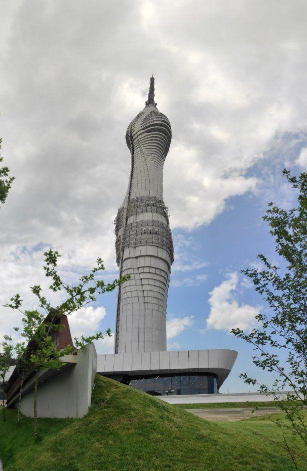 Çamlıca'ya ziyaret: Beton kuleden beton kenti izlemek - Sayfa 1