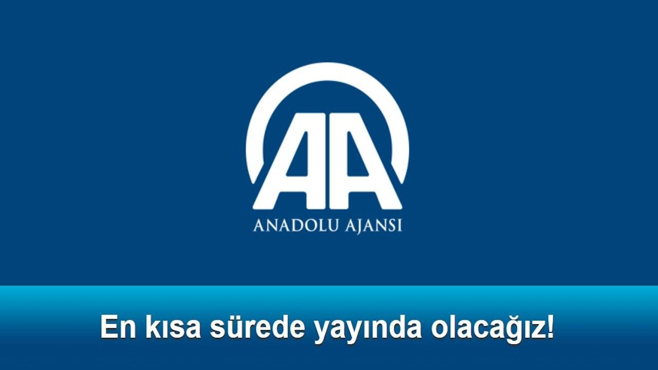 AA'nın internet sitesine erişilemiyor