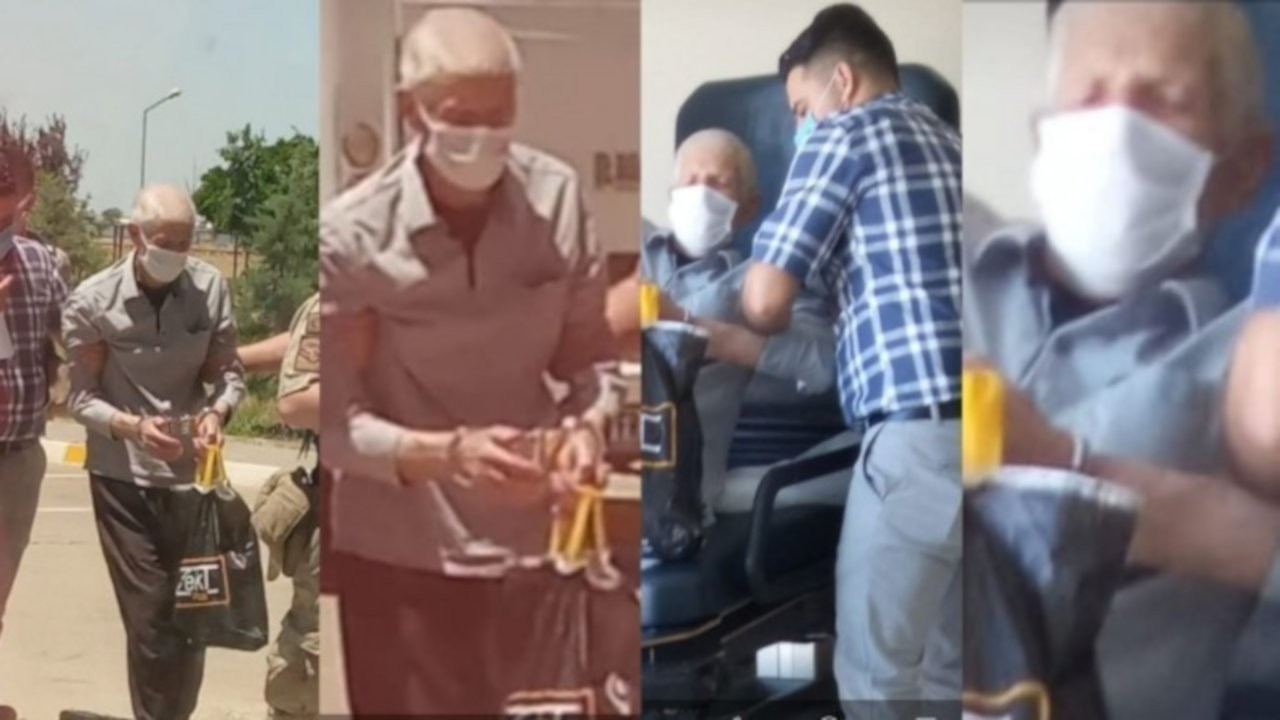 Ağır hasta Ahmet Özkan'a tutuklu oğlu refakat edecek