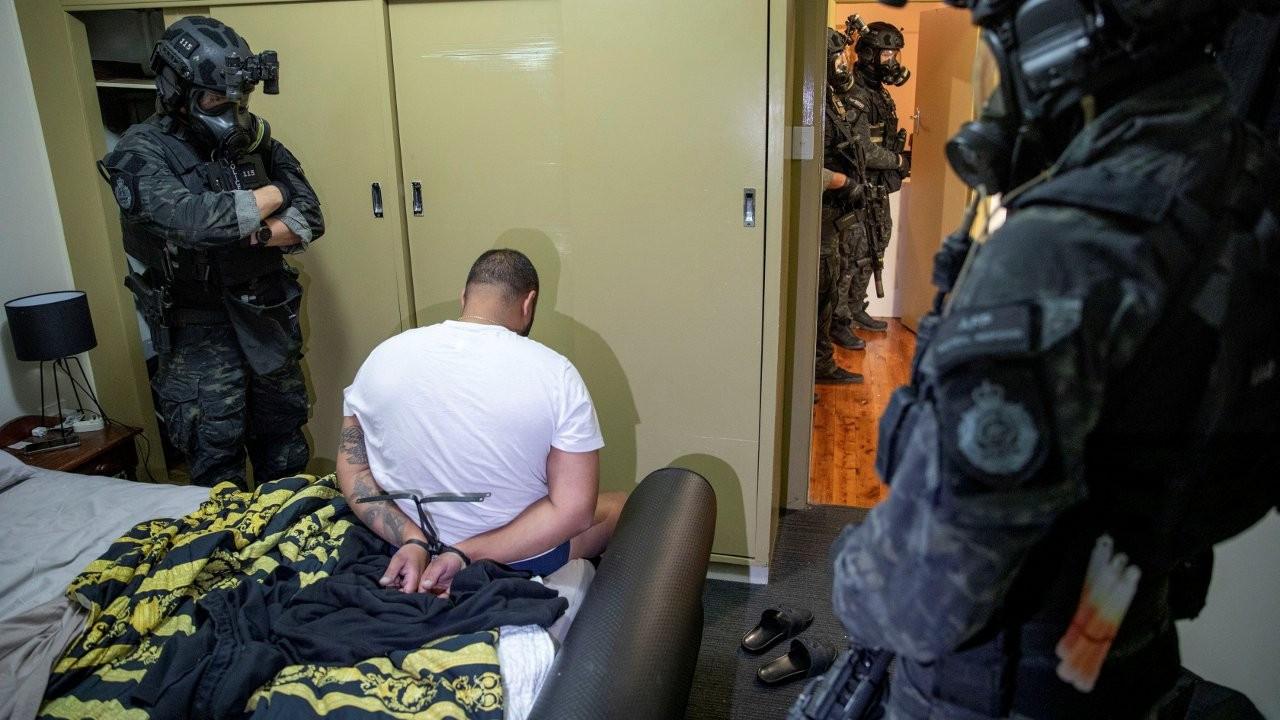 Uluslararası mafya operasyonunda kimler yakalandı?