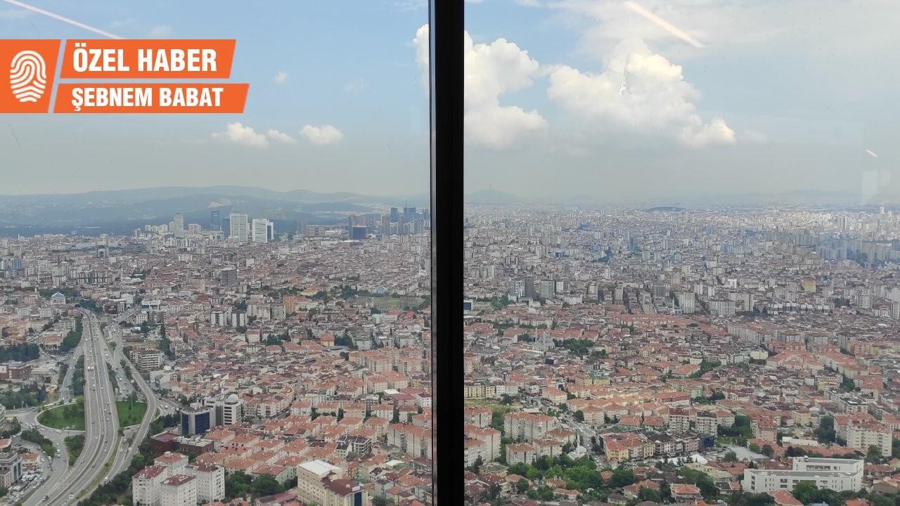 Çamlıca'ya ziyaret: Beton kuleden beton kenti izlemek