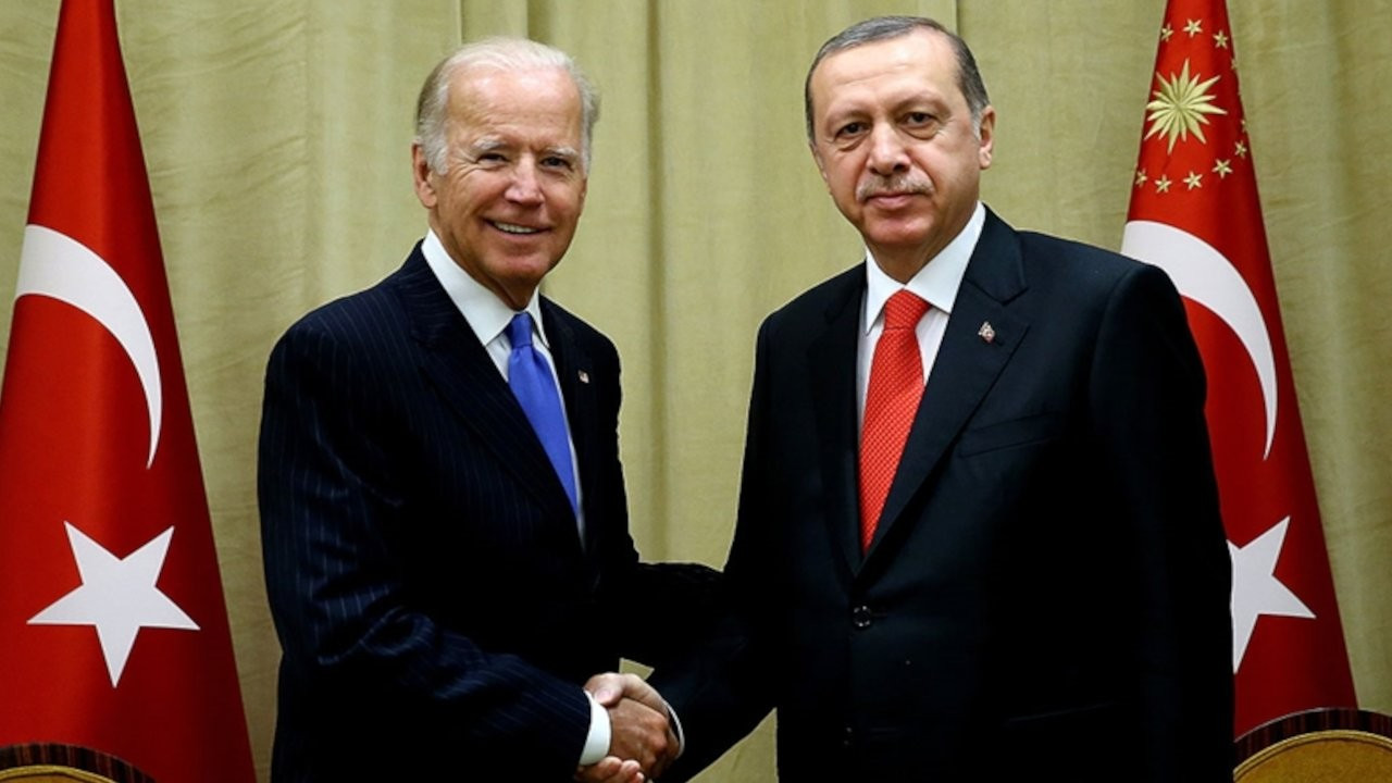 ABD: Biden Erdoğan'la görüşmede görüş ayrılıklarını gündeme getirecek