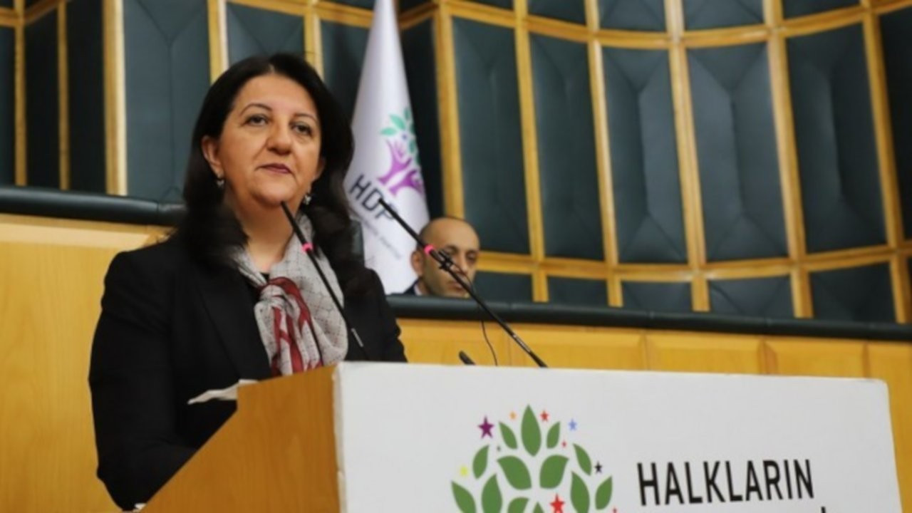Pervin Buldan: HDP'nin temsilcilerinin de olacağı yeni bir yönetime ihtiyaç var