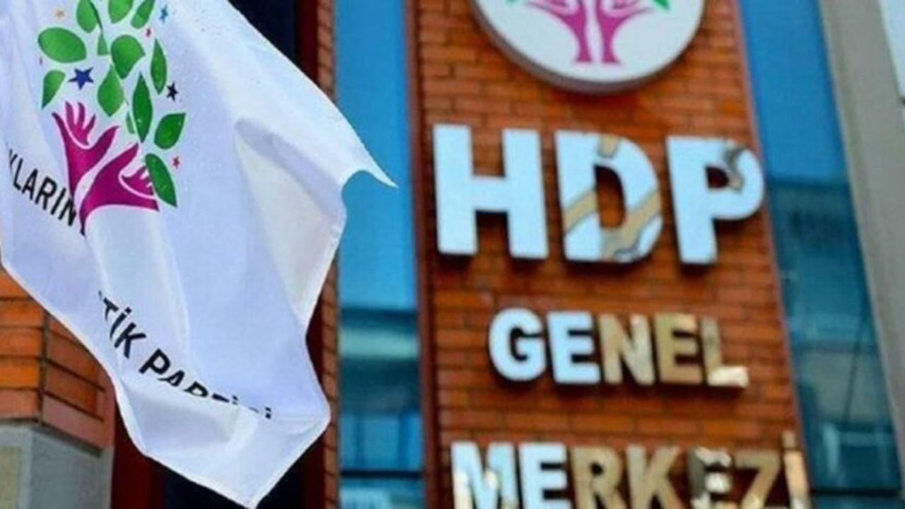 AYM, HDP davasında ilk raportörü yeniden görevlendirdi