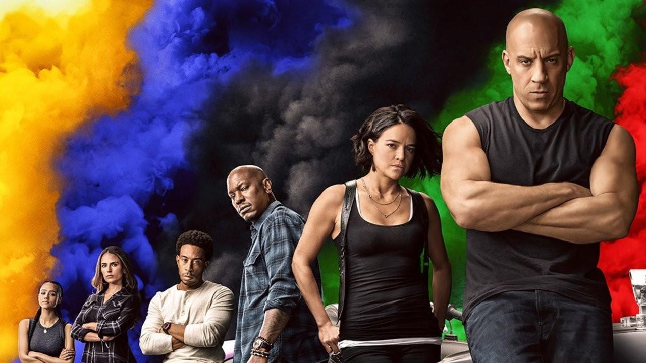'Hızlı ve Öfkeli 9', Cannes programına dahil edildi