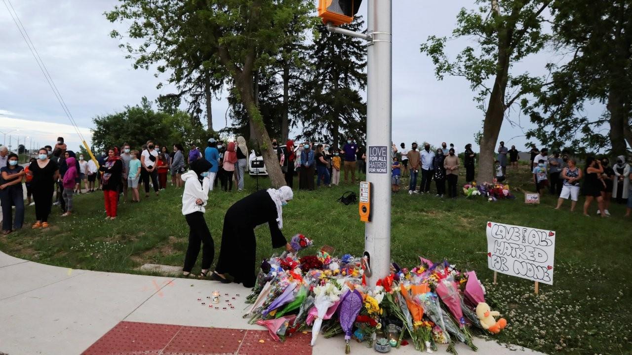 Kanada'da Müslüman aileye araçlı saldırı: Dört ölü, bir yaralı